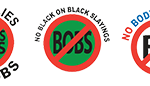 NO BOBS Official Logos